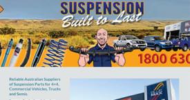 Suspension Supplies Australia