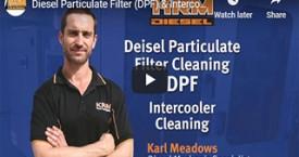 KRM Diesel - DPF Cleaning
