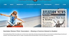 The Australian Women Pilots' Association