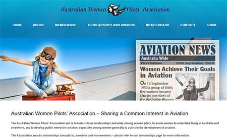 Australian Women Pilots' Association