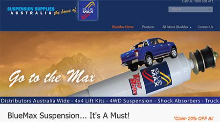 BlueMax Suspension