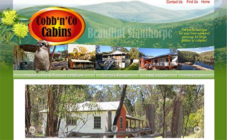 Cobb n Co Cabins
