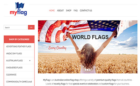 MyFlag Online Store